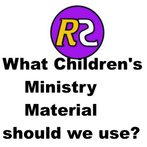 WHAT TEACHING MATERIALS (curriculum) SHOULD WE USE?