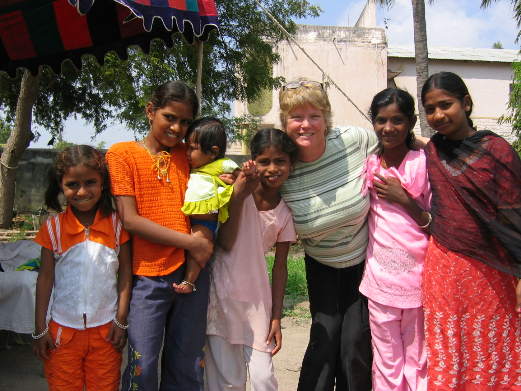 Missions/Ministry to Children Around the World – Children's
