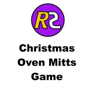 Christmas Oven Mitts Game